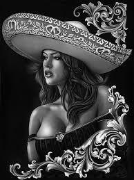 Resultado de imagem para mexican charra