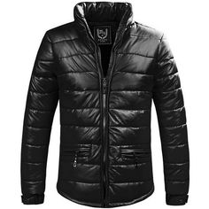 34.55$  Buy here - http://aihsb.worlditems.win/all/product.php?id=32758725882 - New 2017 PU Leather Winter Jacket Men Thick Warm Parkas Jackets For Men Outerwear Winter Coat Casual Cotton Overcoat Jacket