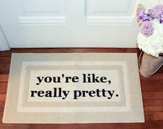 homely idea personalized door knocker. Customizable Keys Phone Wallet Reminder List Doormat  Checklist Personalized Turn off your straightener Be There in Five Nice Underwear Door mat Welcome Mat Funny by ProBESTDESIGN