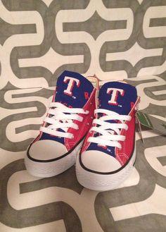 Texas Rangers Pre-Order Custom Chuck's