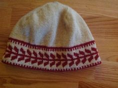 Hat Pattern in Swedish