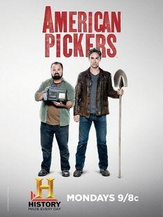 30 American Pickers Ideas American Pickers Pickers American