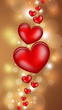 Ideas for wall paper phone red valentines day Heart Iphone Wallpaper, Wallpaper For Your Phone, Apple Wallpaper, Love Wallpaper, Cellphone Wallpaper, Wallpaper Backgrounds, Bling Wallpaper, Iphone Wallpapers, Heart Pictures
