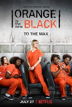 Watch Orange Is the New Black (TV Series - Seasons 6 full hd online Created by Jenji Kohan. With Taylor Schilling, Danielle Brooks, Taryn Manning, Emma Myles. Convicted of a decade old crime o Orange Is The New Black, Black Tv Series, Black Tv Shows, Taylor Schilling, Tv Series 2013, Best Series, Netflix Tv Shows, Netflix Series, Watch Netflix