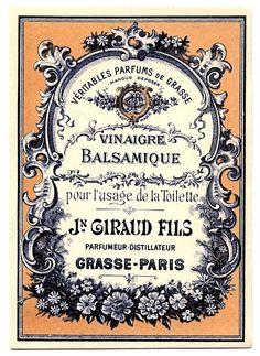 Bildergebnis für french packaging vintage