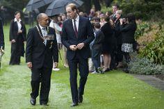 Day one: The Duke and Duchess of Cambridge in Wellington, New Zealand