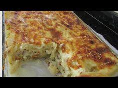 Carne, Lasagna, Salsa, Cheese, Fish, Ethnic Recipes, Youtube, Fish Pie, Fish Dishes