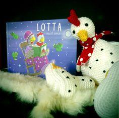 Lotta toont de nieuwe Lotta sept 2015
