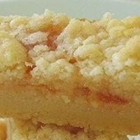 Apricot Jam Squares, so easy and delicious