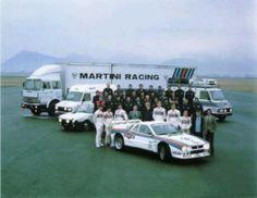 Lancia Martini Racing Team