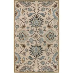 Havertys - Othello Rug In brown