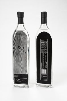 Packaging of the World: Creative Package Design Archive and Gallery: Neverclear (Student Work)