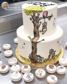 New Baby Shower Cake Funny Awesome 37 Ideas Cool Birthday Cakes, Birthday Crafts, Birthday Cupcakes, Funny Cupcakes, Funny Cake, Birthday Recipes, Winnie The Pooh Cake, Winnie The Pooh Birthday, Baby Shower Cakes