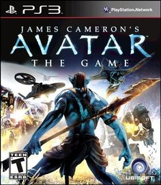 Avatar Playstation 3 by Ubisoft    Check out the image by visiting the link. 912b6f9f3302b