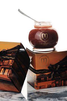 the yummiest souvenir from HK - rose petal jam from the Mandarin Oriental