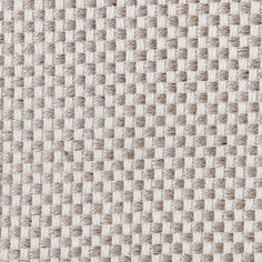 Upholstery Fabric Linen Cotton Blend Heavy Weight Check Color Natural Soft