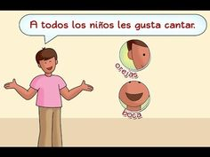 Get Ready to Dance and Sing in Spanish - Traigan sus pies - Calico Spanish - would need to play the song and/or the video and just do the actions, maybe repeat the last line of each stanza. Spanish Lessons For Kids, Learning Spanish For Kids, Learning For Life, Teaching Spanish, Kids Learning, Preschool Spanish, Spanish Classroom, Spanish Songs, Learn Spanish