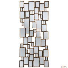 Kare Design Mirror Cubes Copper