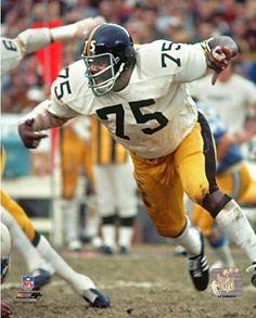 Mean Joe Greene Pittsburgh Steelers Nfl Photo (Select Size)
