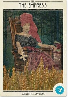 Tarot Card ~ The Temptress