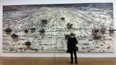 Anselm Kiefer ose la couleur et l'extase au Centre Pompidou-Paris - Europe - RFI