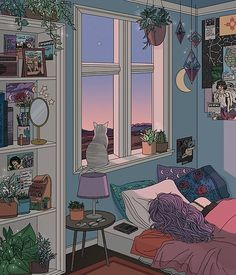 28 collection of bedroom drawing aesthetic high quality free rose gold wallpaper interior grunge Arctic Monkeys, Aesthetic Anime, Aesthetic Art, Art Mignon, Aesthetic Wallpapers, Cute Art, Art Inspo, Art Drawings, Pretty Drawings