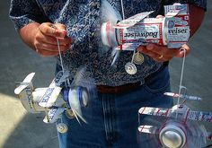 Beer Can Airplane Pattern | ... Pattern; Free Soda Can Airplane Pattern; Choke Cherry Bark Pattern