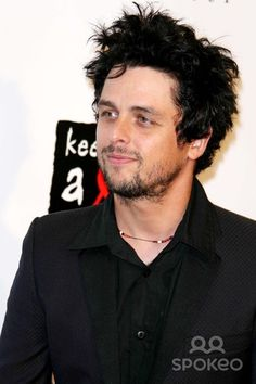 billie, and the sexiest goatee there ever was.
