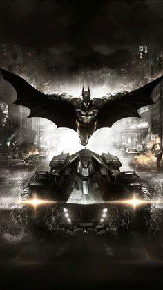 Batman Arkham Knight The Batmobile MightyPrint Wall Art Print Batman Dark, Im Batman, Batman The Dark Knight, Batman Robin, Batman Gotham Knight, Superman, Batman Poster, Batman Artwork, Batman Wallpaper