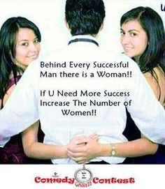 Increase The Number of Woman – Funny Pictures
