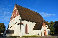 Cathedral of Porvoo - Porvoo, Finland