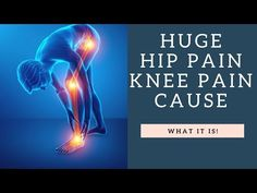 Weakness In This Muscle Causes The MOST Hip Pain and Knee Pain! | How To Fix It - YouTube
