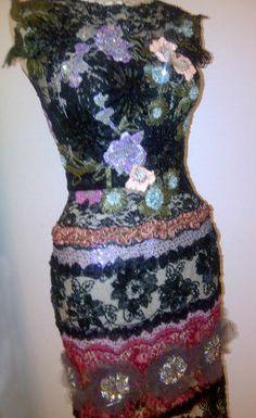 Haute Couture - Handmade dresses by Pierre Gautier