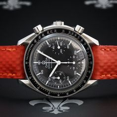 Omega Speedmaster Automatic Chronograph Watch Ref. 3510.50.00 Boxes & Papers