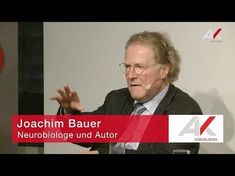 Joachim Bauer über Empathie: Warum ich fühle, was du fühlst - YouTube