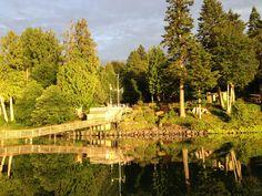 Loving Bainbridge Island! (Washington State)