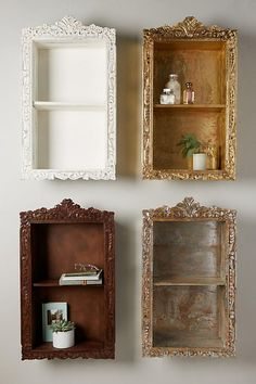 Hanging Storage Cabinet | Anthropologie
