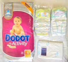 Probamos el nuevo Dodot Activity y comprobamos por qué #DodotNoCuelga – Una mamá novata
