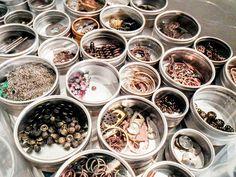 4 Inspirational Ideas for Jewelry-Making Storage