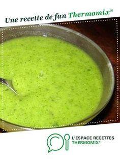 Gaspacho de courgette par BBaime. Une recette de fan à retrouver dans la catégorie Soupes sur www.espace-recettes.fr, de Thermomix®.