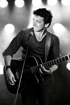 Patrick Bruel (1959) - Algerian-born French singer, actor and professional poker player of Jewish descent.