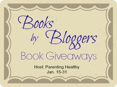 Blogger Opp for Blogger Authors: Books by Bloggers Event 1/15-31 Come sign up to be a part of it!