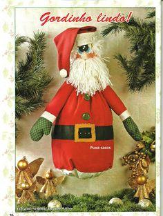Santa guarda bolsas