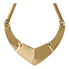 necklace 38 cm, gold plated (7,555 INR) ❤ liked on Polyvore featuring jewelry, necklaces, accessories, аксесуари, collares, gold plated jewellery, gold plated jewelry, gold plated necklace, collar necklace and gold plated collar necklace