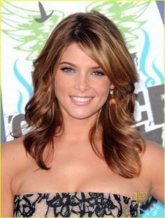 Ashley Greene Teen Choice Awards Short Hair
