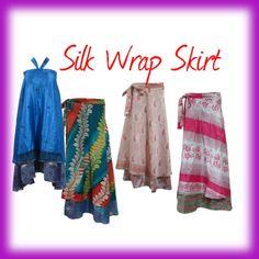 Designer Clothes, Shoes & Bags for Women Beach Wrap Skirt, Silk Wrap, Tie Dye Skirt, Harem Pants, Magic, Skirts, Polyvore, Stuff To Buy, Shopping