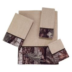 Towel Warmer Bed Bath And Beyond Buy Avanti Mossy Oak Fingertip Towel From Bed Bath & Beyond