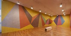 Soll le witt wall painting