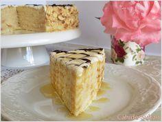 MEDOVİK  (Ballı Rus pastası)