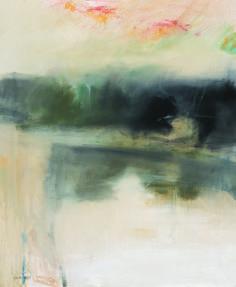 SIX MILE WATER by Basil Blackshaw